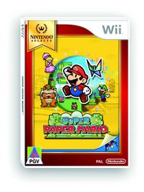 Wii Super Paper Mario: Select Range (Wii)